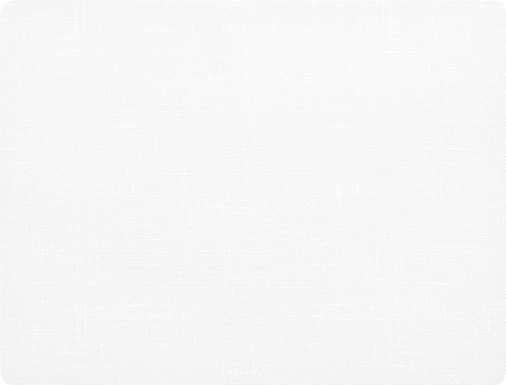 Duni sets en silicone blanc 30x45 6p - Set de table silicone duni ...