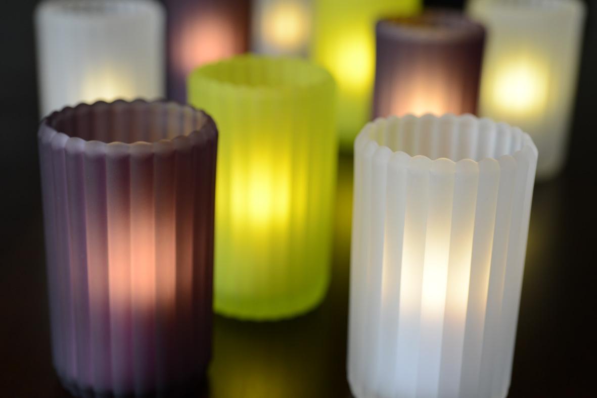 Duni Tischdeko Bilder Led Kerzen Dunishop