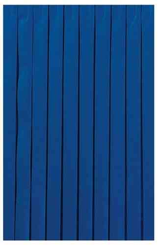 Tableskirting Dunicel dark blue 0,72x4,0m 1 piece