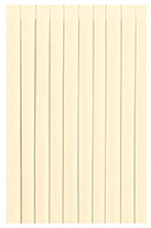 Tableskirting Dunicel cream 0,72x4,0m 1 piece