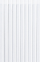 Tableskirting Evolin white 0,72x4m 1 piece