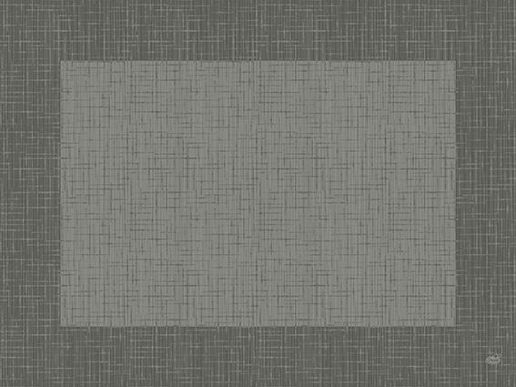 Duni set dunicel maitre linnea granite grey 30x40 100p - Set de table silicone duni ...